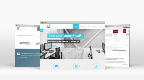 корпоративный сайт премиум