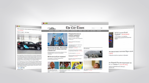 легкий новостной портал